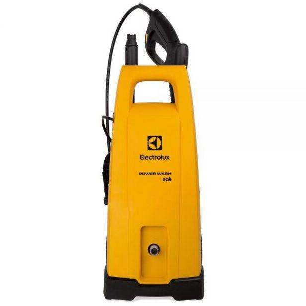 Oferta de Lavadora de Alta Pressão PowerWash Eco Electrolux EWS30 por R$399,9