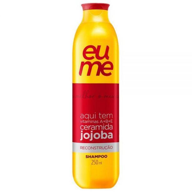Oferta de Shampoo De Reconstrução Eume - 250ml por R$14,99