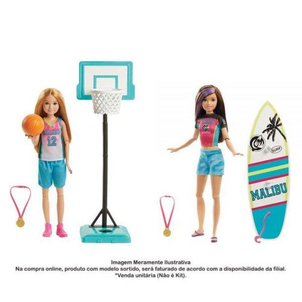 Oferta de Boneca Barbie Dreamhouse Adventures Skipper Mattel - GHK34 por R$64,99