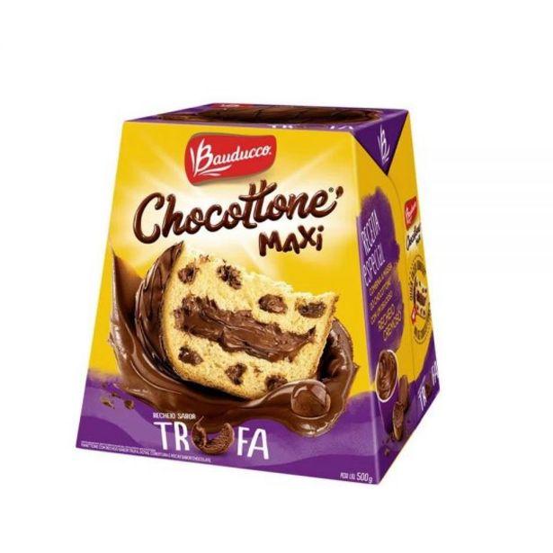 Oferta de Chocottone Trufa Bauducco - 500g por R$29,99