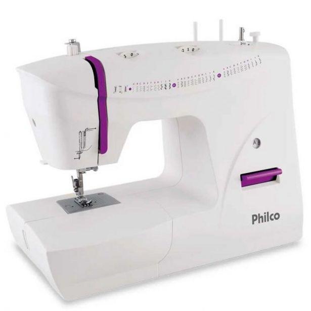 Oferta de Máquina de Costura Philco Portátil PMC33B por R$699,9