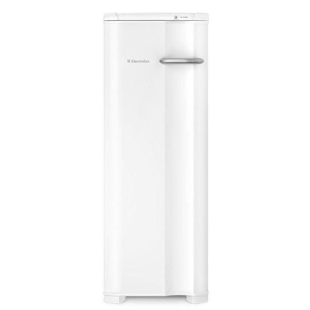 Oferta de Freezer Vertical 173 Litros Electrolux FE22 por R$2299,9