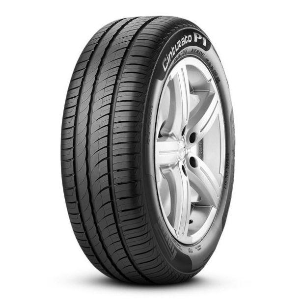 Oferta de Pneu Pirelli Cinturato P1 Aro 16 205/55R16 91V - Preto por R$399,9