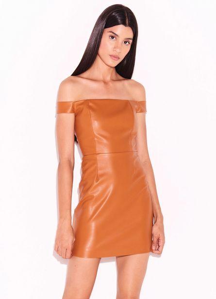 Oferta de Mini Dress Laranja por R$222