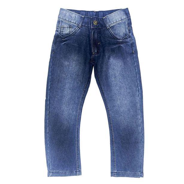 Oferta de Calça Look Jeans Alicate Jeans por R$49,9