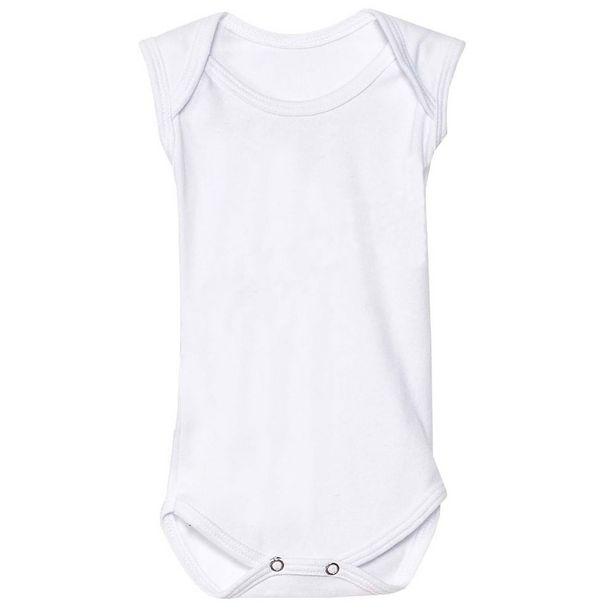 Oferta de Body Para Bebê Branco por R$19,67