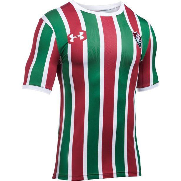 Oferta de Camisa Under Armor Fluminense FC  Masculina por R$89,9
