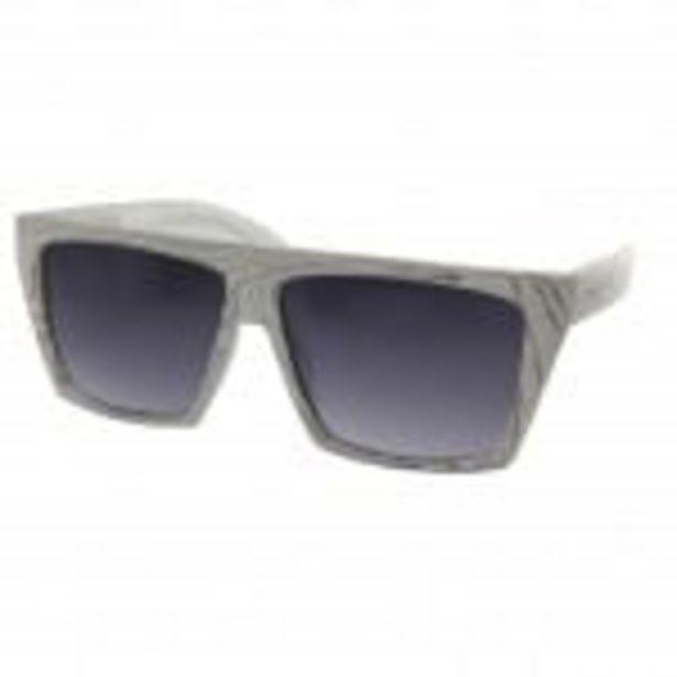 Oferta de OUTLET - Óculos de Sol Khatto Square - Gelo por R$59,99