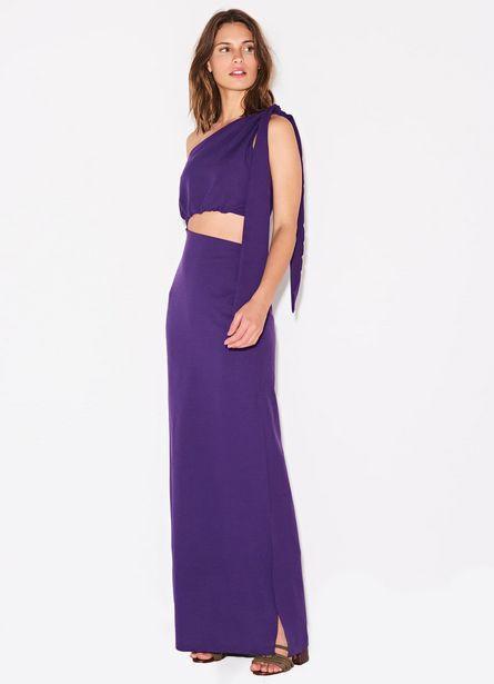 Oferta de Vestido Lyn Roxo por R$262,5