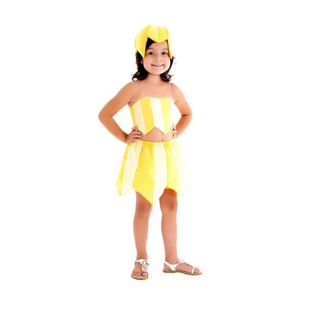 Oferta de Fantasia Ester Infantil - As Princesas do Mar por R$19,99