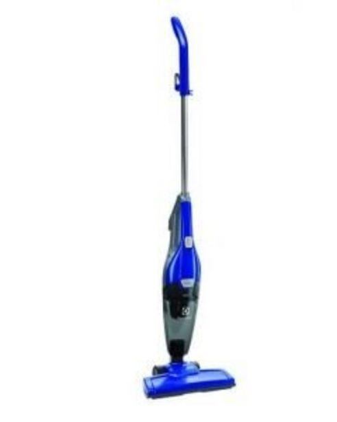 Oferta de Aspirador Vertical Electrolux 2 Em 1 Airspeed 220V Azul por R$199,9