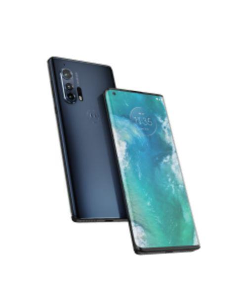 Oferta de Smartphone Motorola Edge+ 256GB 12GB RAM Android 10 Qualcomm Snapdragon Grey por R$5999