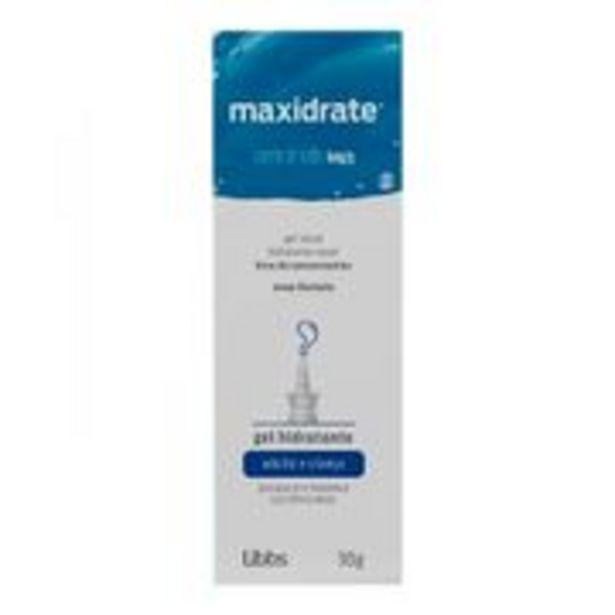 Oferta de Gel Nasal Maxidrate 30g por R$41,56