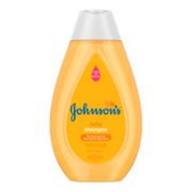 Oferta de Shampoo Johnson's Baby Regular 400ml por R$14,63