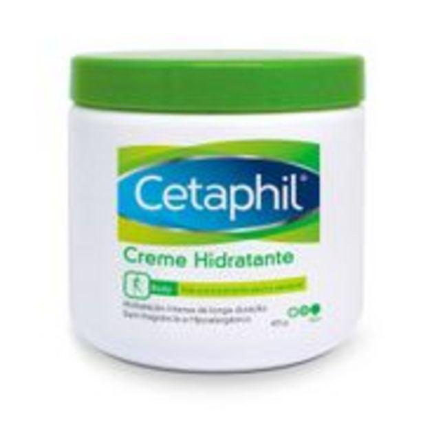 Oferta de Creme Hidratante Cetaphil 453g por R$94,9