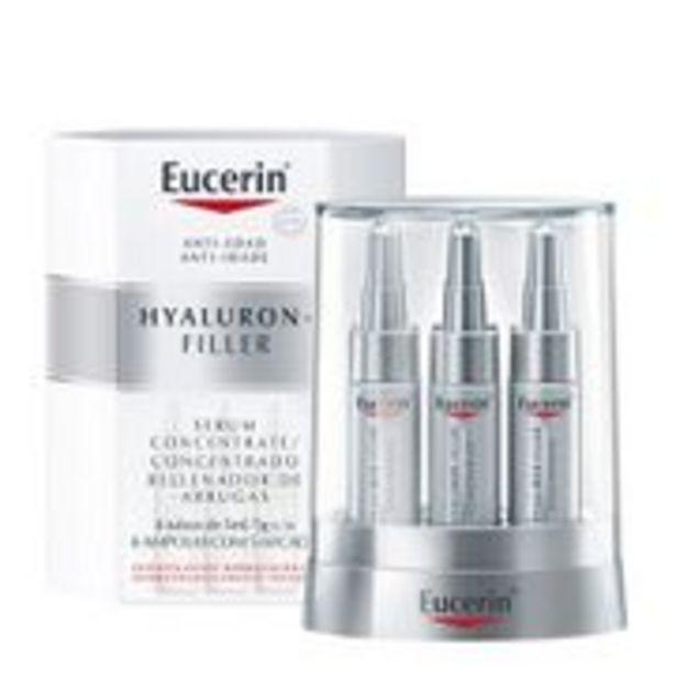 Oferta de Sérum Facial Anti-Idade Eucerin Hyaluron-Filler Concentrate 6 Ampolas de 5ml por R$160,7