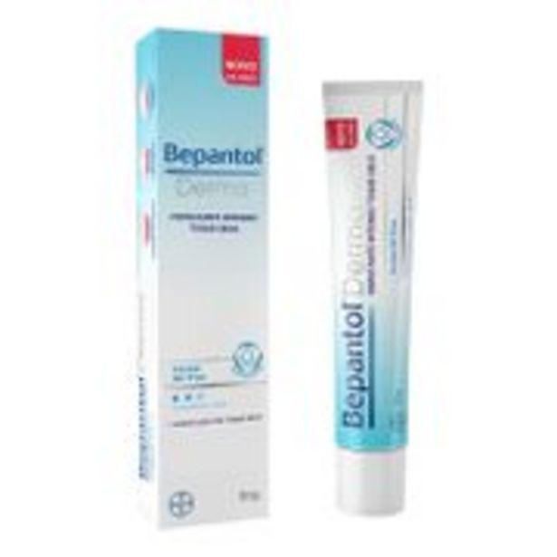 Oferta de Creme Hidratante Bepantol Derma Toque Seco 30g por R$35,05