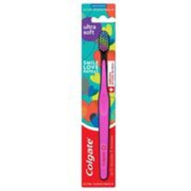 Oferta de Escova Dental Colgate Ultra Soft Edição Especial  1 Unidade por R$19,99
