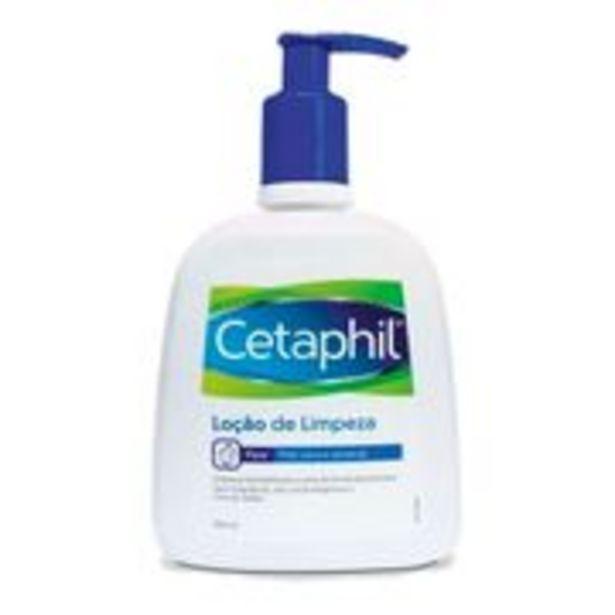 Oferta de Locao Limpeza Pump Cetaphil 300ML por R$69,2