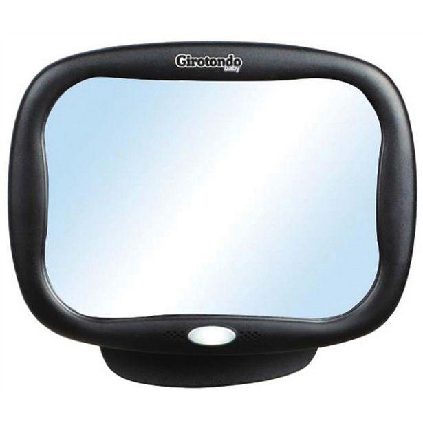 Oferta de Espelho Com Led e Controle Remoto Girotondo por R$130,1