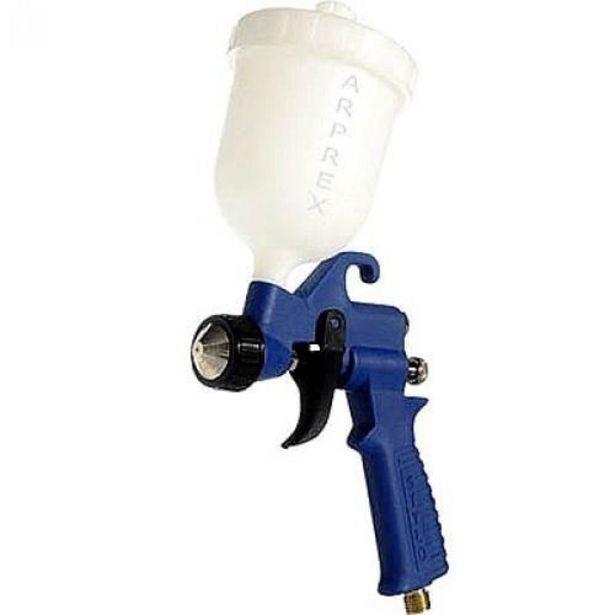 Oferta de Pistola de Pintura Tipo Gravidade Com Bico de 0,8 Mm - STYLO-AD - Arprex por R$101,57