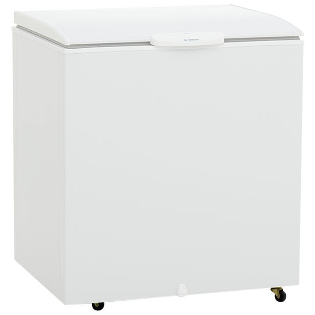 Oferta de Freezer Horizontal Gelopar 220 Litros Branco - GHBS220 por R$2319,9