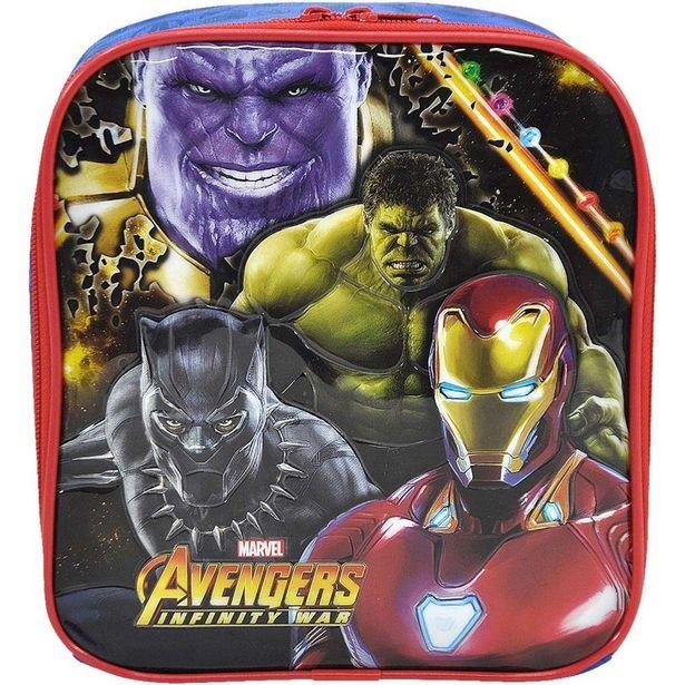 Oferta de Lancheira Xeryus Avengers Infinity War - 8484 por R$94,9