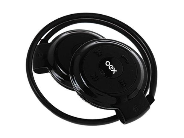 Oferta de Fone Bluetooth Oex Spin HS308 Preto por R$72,45