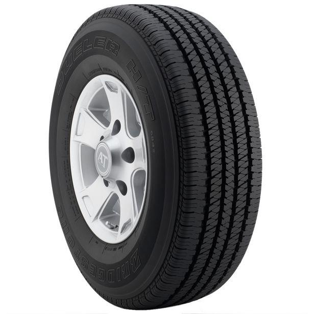 Oferta de Pneu Aro 18 265/60R 18 DUELER H/T 684II ECOPIA 110T - Bridgestone por R$999,9