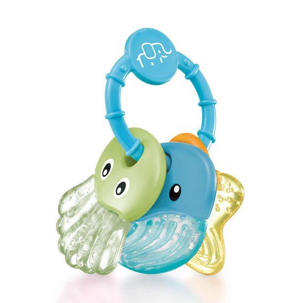 Oferta de Mordedor Sea Friends Azul Multikids Baby - BB154 BB154 por R$34,9