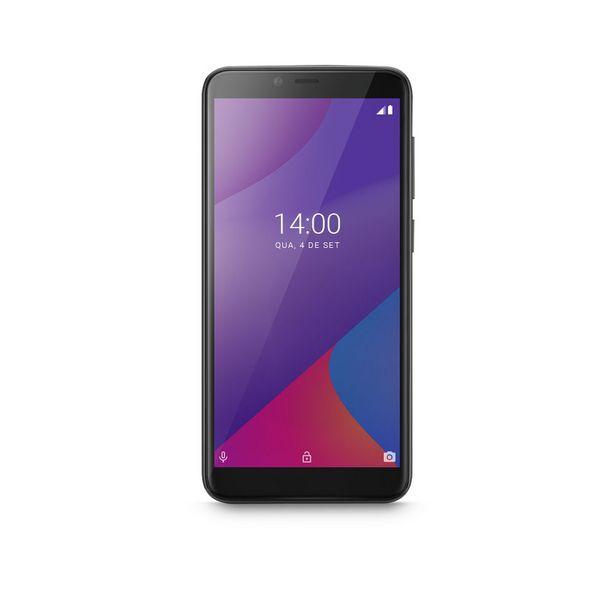 Oferta de Smartphone Multilaser G Max 4G 32GB Tela 6.0 Pol. Octa Core Android 9.0 GO Preto - P9107 por R$718,9