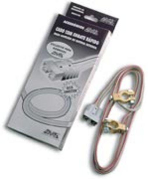 Oferta de Cabo Extensor SMS de Engate Rápido Para Bateria Externa - 62404 por R$98,82