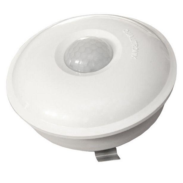 Oferta de Sensor de Presença Teto Sobrepor Lente 360º QA19 por R$40,09