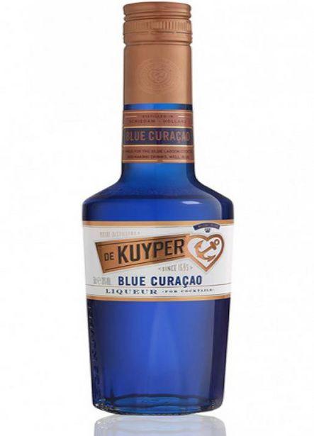 Oferta de Licor de Kuyper Blue Curacao 700 Ml por R$156,45