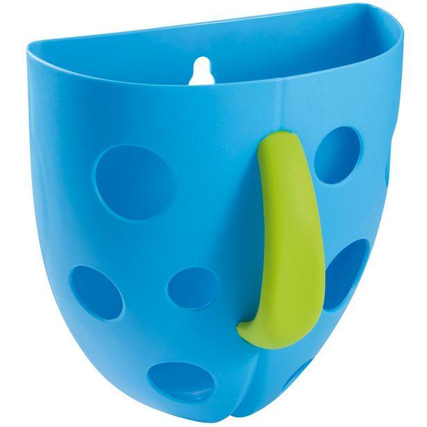 Oferta de Organizador Para Banho Super Scoop Azul Multikids Baby por R$37,9