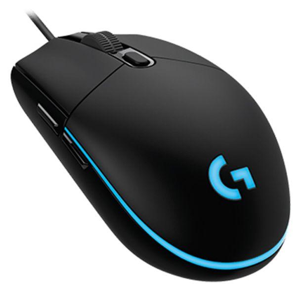 Oferta de Mouse Gamer Logitech G203 Prodigy - 6000dpi - 6 Botões - 910-004843 por R$228,14