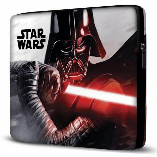 Oferta de Capa Para Notebook Star Wars 15 Polegadas Com Bolso por R$77,94