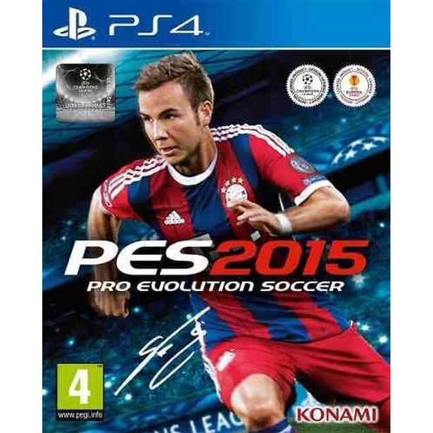 Oferta de Game Ps4 Pro Evolution Soccer - Pes 2015 por R$98,9