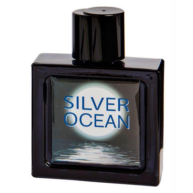 Oferta de Silver Ocean Omerta Perfume Masculino - Eau de Toilette 100ml por R$60,84