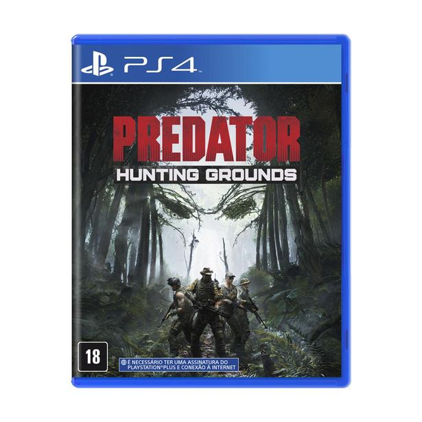 Oferta de Jogo Predator: Hunting Grounds - PS4 por R$129,91