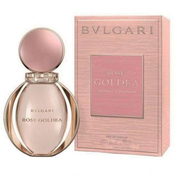 Oferta de Bvlgari Goldea Rose Edp 90ml por R$429,9