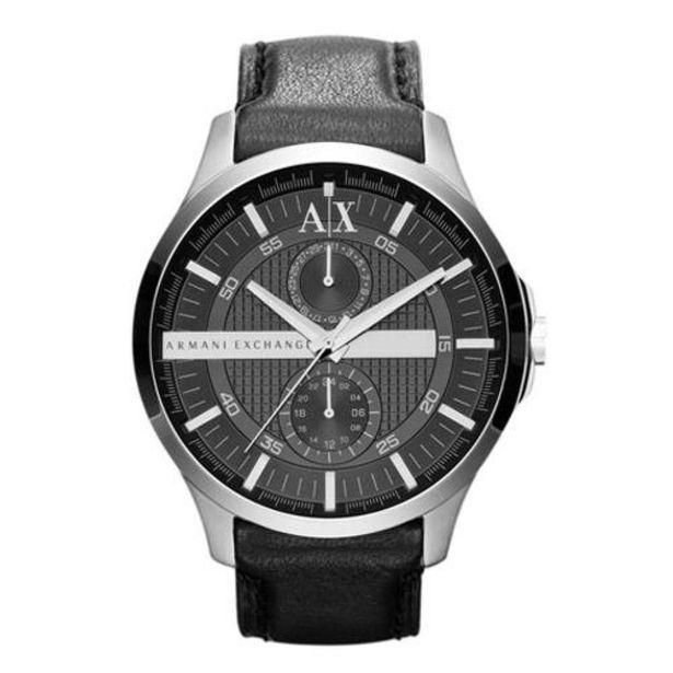 Oferta de Relogio Armani Exchange Ax Cronograph Uax2120z Masculino por R$1599,9