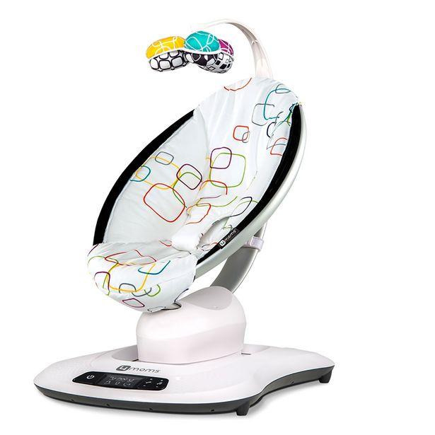 Oferta de Cadeira de Descanso Mamaroo 4.0 - Multi Color - 4moms por R$2799