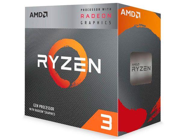 Oferta de Processador Amd Ryzen 3 3200g 3.6ghz (4GHz Max Turbo) 6mb Socket Am4 Yd3200c5fhbox por R$936,65