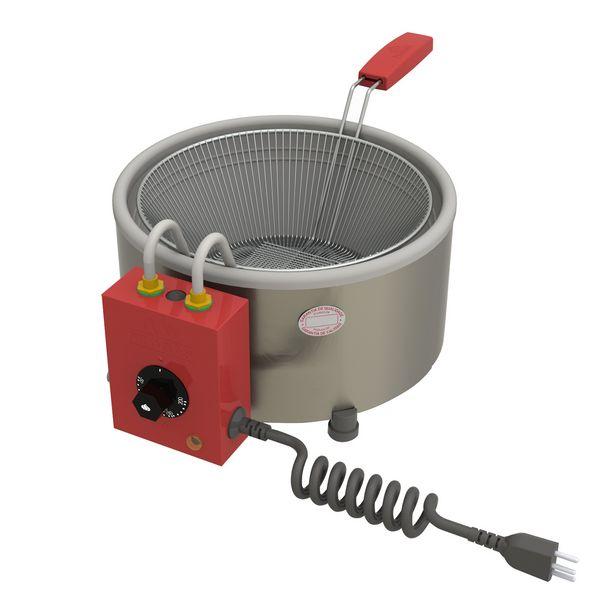 Oferta de Tacho Fritadeira Elétrica Profissional Progás PR-310 3 Litros 220V por R$367,98