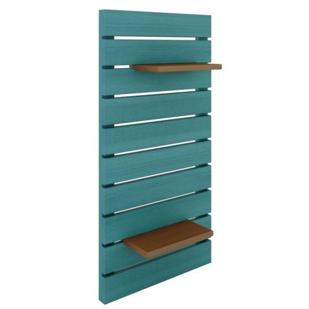 Oferta de Módulo de Parede Vertical Mão e Formão Azul por R$363,9