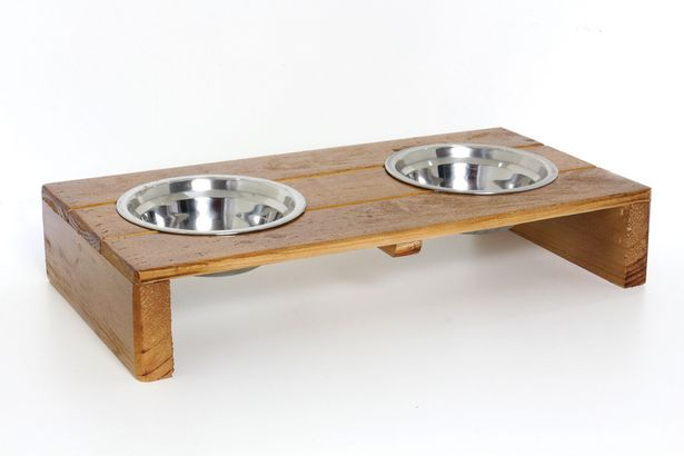 Oferta de Comedouro Pet HG - Modelo 1 - Pequeno por R$59,9