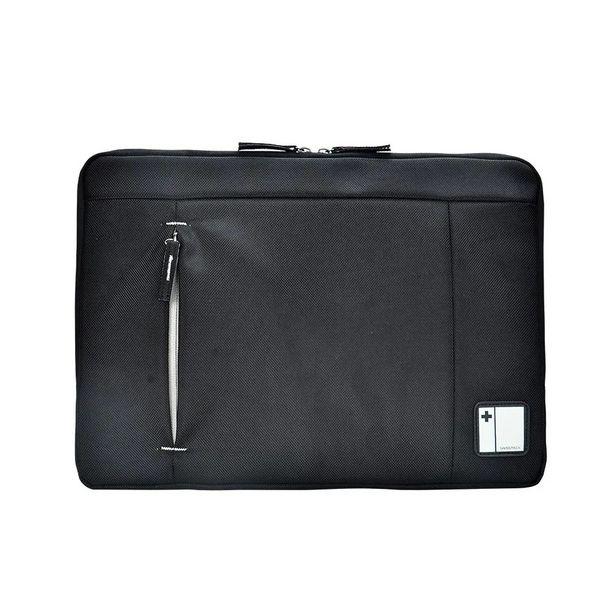 Oferta de Pasta Swisspack Multilaser Notebook 14 Pol. Preta ? BO425 por R$88,9