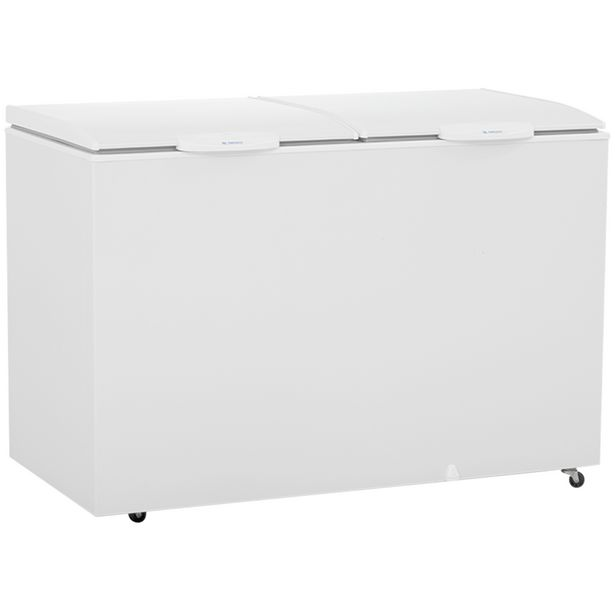 Oferta de Freezer Horizontal Gelopar 410 Litros Branco - GHBS410 por R$3099,9