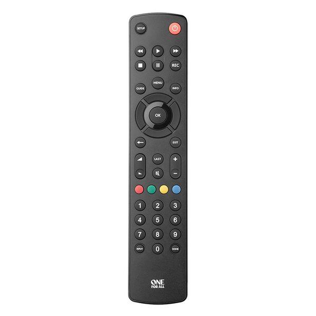 Oferta de Controle Remoto Universal Para TV LCD e PLASMA por R$73,9